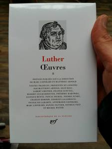luther pleiade