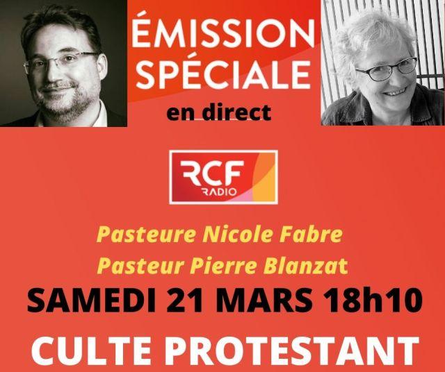 RCF Culte